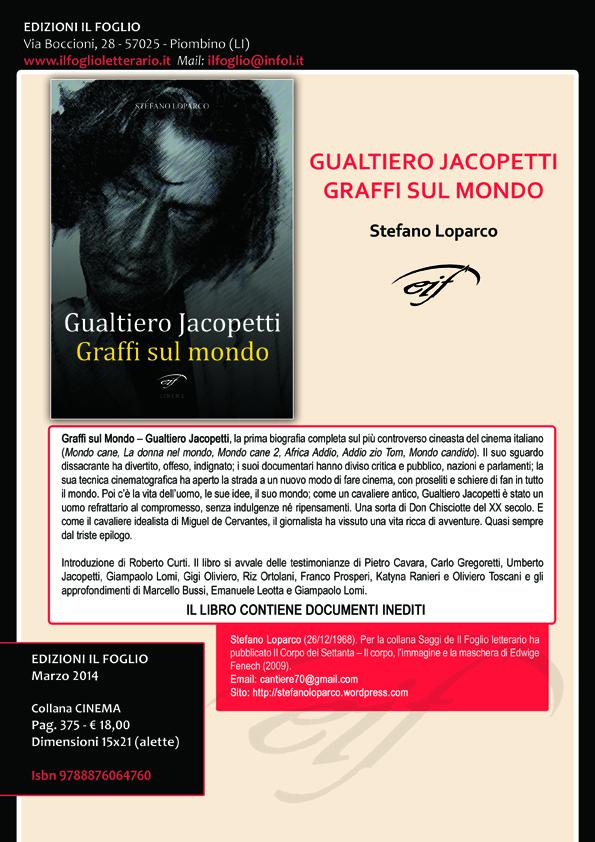 Gualtiero Jacopetti - Graffi sul Mondo
