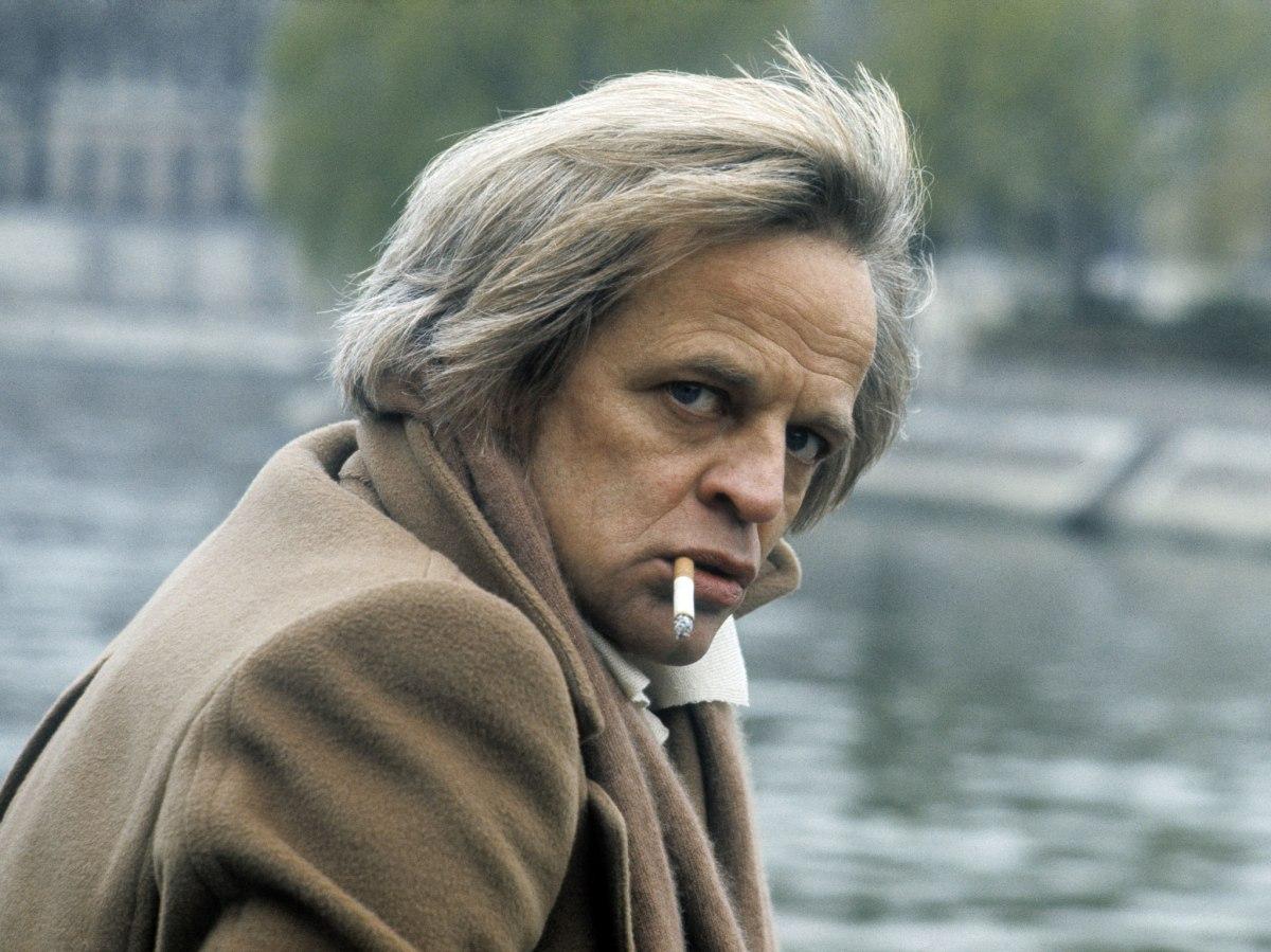 La maschera nera di Klaus Kinski