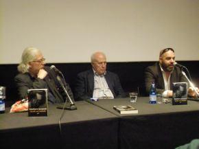 Con Franco Grattarola e Giampaolo Lomi, Sala Trevi, 2014